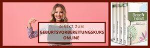 Online Geburtsvorbereitung