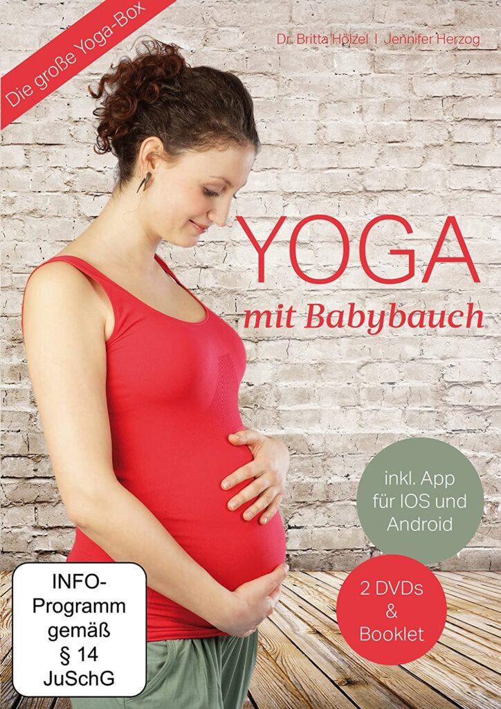 Yoga Schwanger