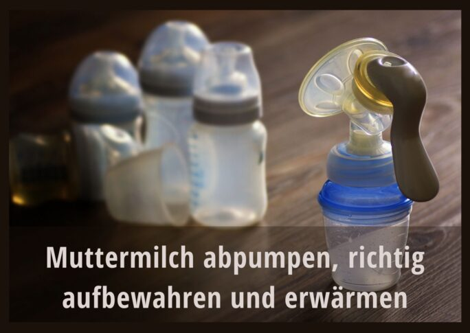 Muttermilch erwärmen