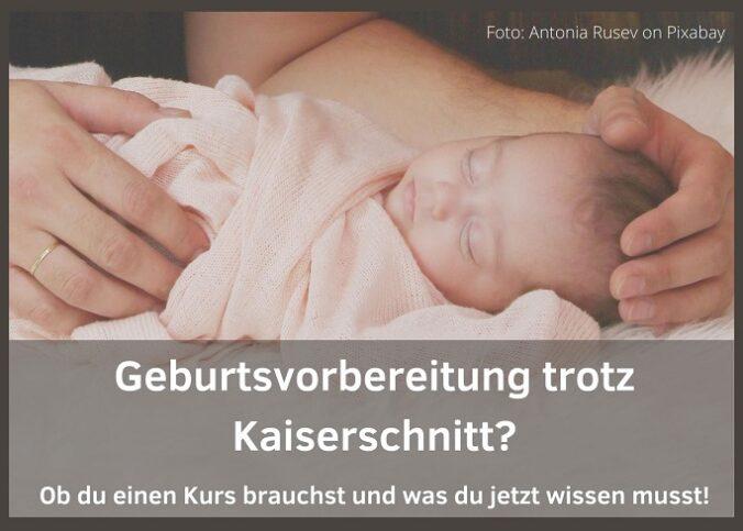 Geburtsvorbereitung Kaiserschnitt