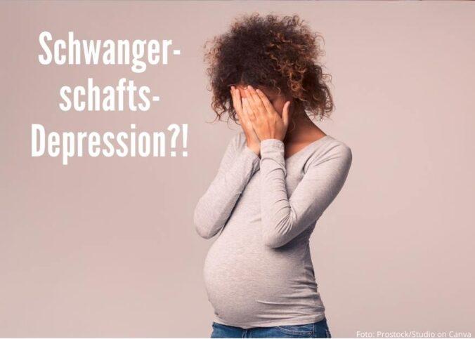 Schwangerschaftsdepression