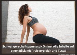 Schwangerschaftssport Kurs