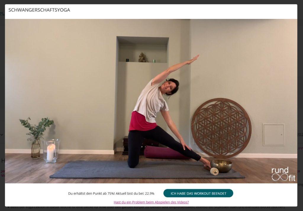 Yoga Rund8Fit